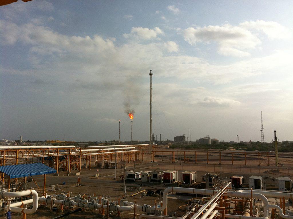 ایستگاه تقویت فشار گاز سلمان