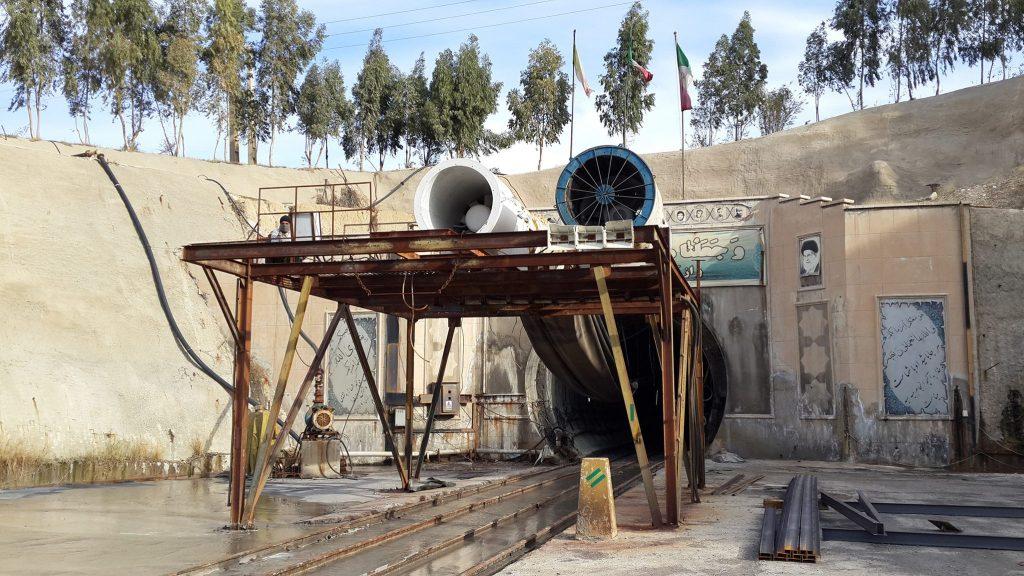 تونل انتقال آب نوسود