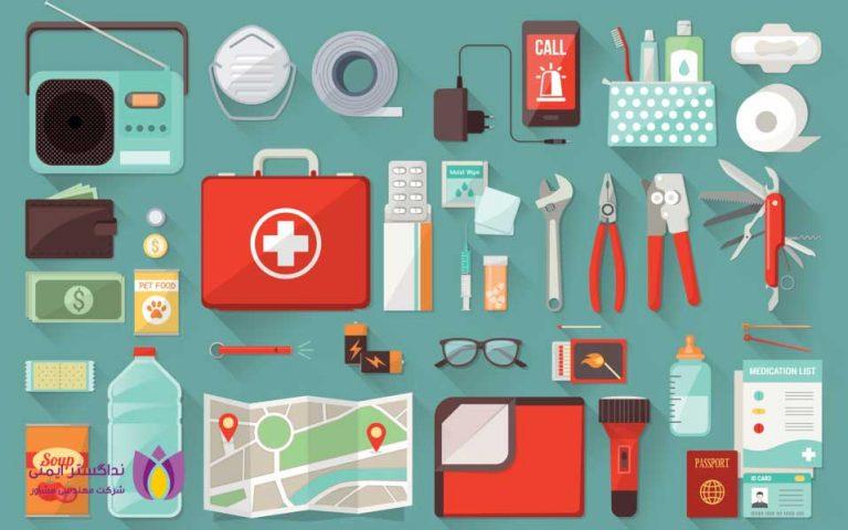 تجهیزات کلینیک و اورژانس